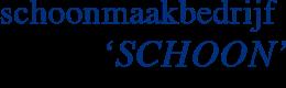 Logo Schoonmaakbedrijf Schoon