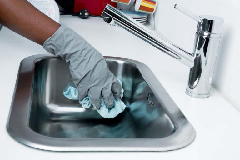 Spoelbak Reiniging Schoonmaakbedrijf Schoon